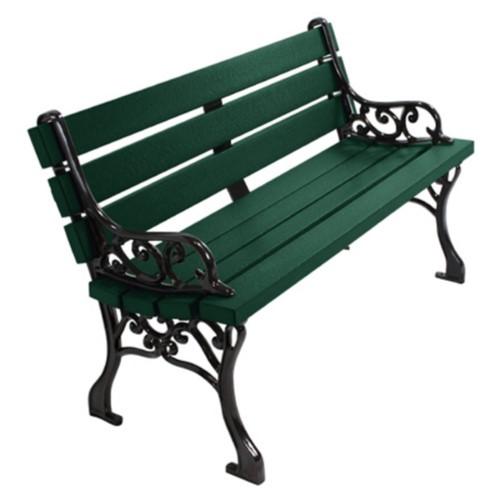 Stupendous Treetop Products Classic Recycled Plastic And Aluminum Park Creativecarmelina Interior Chair Design Creativecarmelinacom
