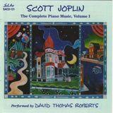 Scott Joplin: The Complete Piano Music, Vol. 1 [CD]