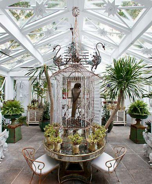 20 Wintergarten Design Ideen | The Conservatory, Garden Shed ...