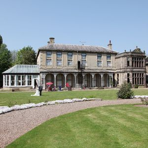 Mercure Burton Upon T Newton Park Wedding Venues Staffordshire