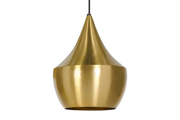 These Seven Fixtures And Finishes Are More Than Just Metal Tom Dixon Beat Light Tom Dixon Pendant Tom Dixon