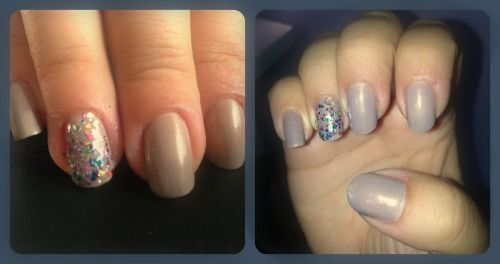 nails trying