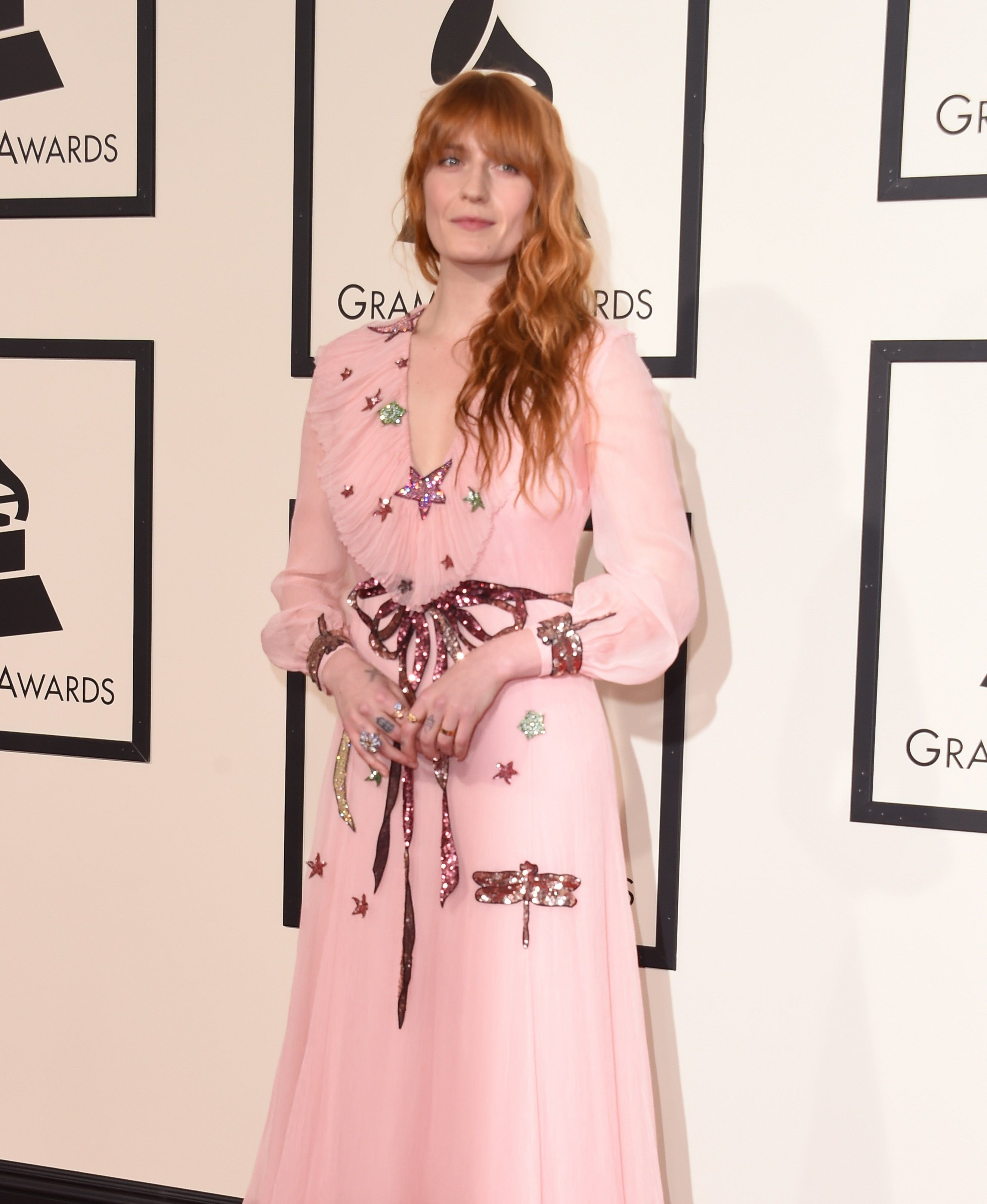 Grammys 2016: Fashion—Live From the Red Carpet