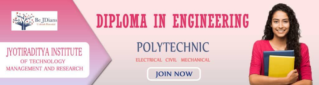 Jyotiraditya Institute Of Technology Management And Research In 2020 College List Diploma In Engineering Technology Management