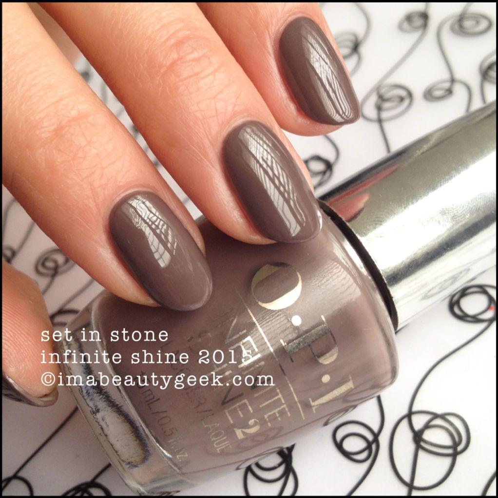 OPI INFINITE SHINE SWATCHES | Beautygeeks | Nails | Pinterest | OPI ...