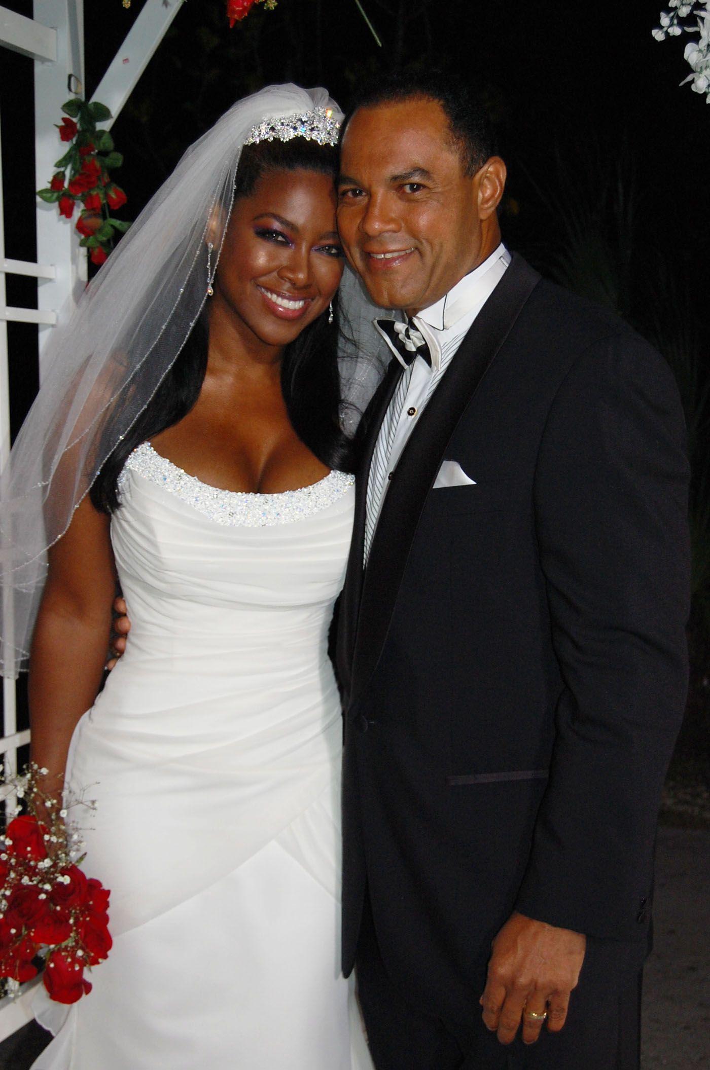 Kenya Moore Wedding.Kenya Moore My Fav Kenya Moore Beautiful Bride Wedding