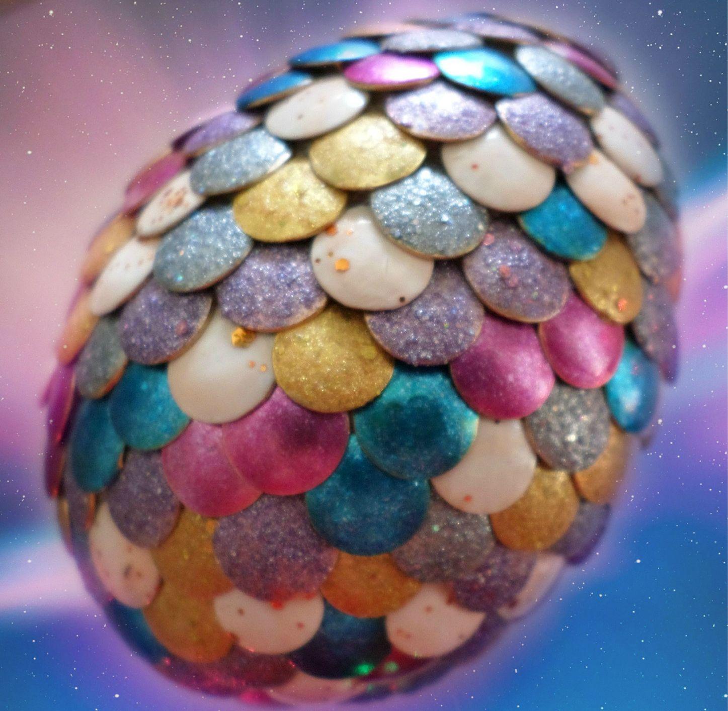 Multi Color #Dragon #Egg SOLD