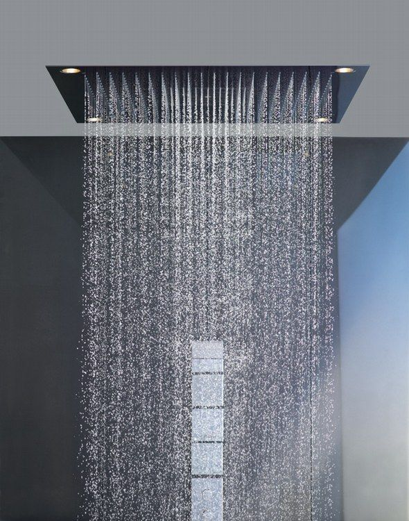 RSF Bathrooms - Online-Store - Axor Showers - Starck ShowerHeaven Shower  970 x With Lighting