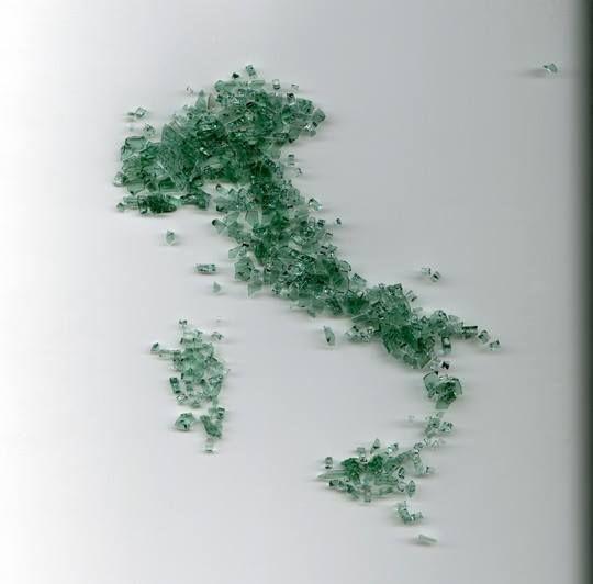 Italia di vetro!