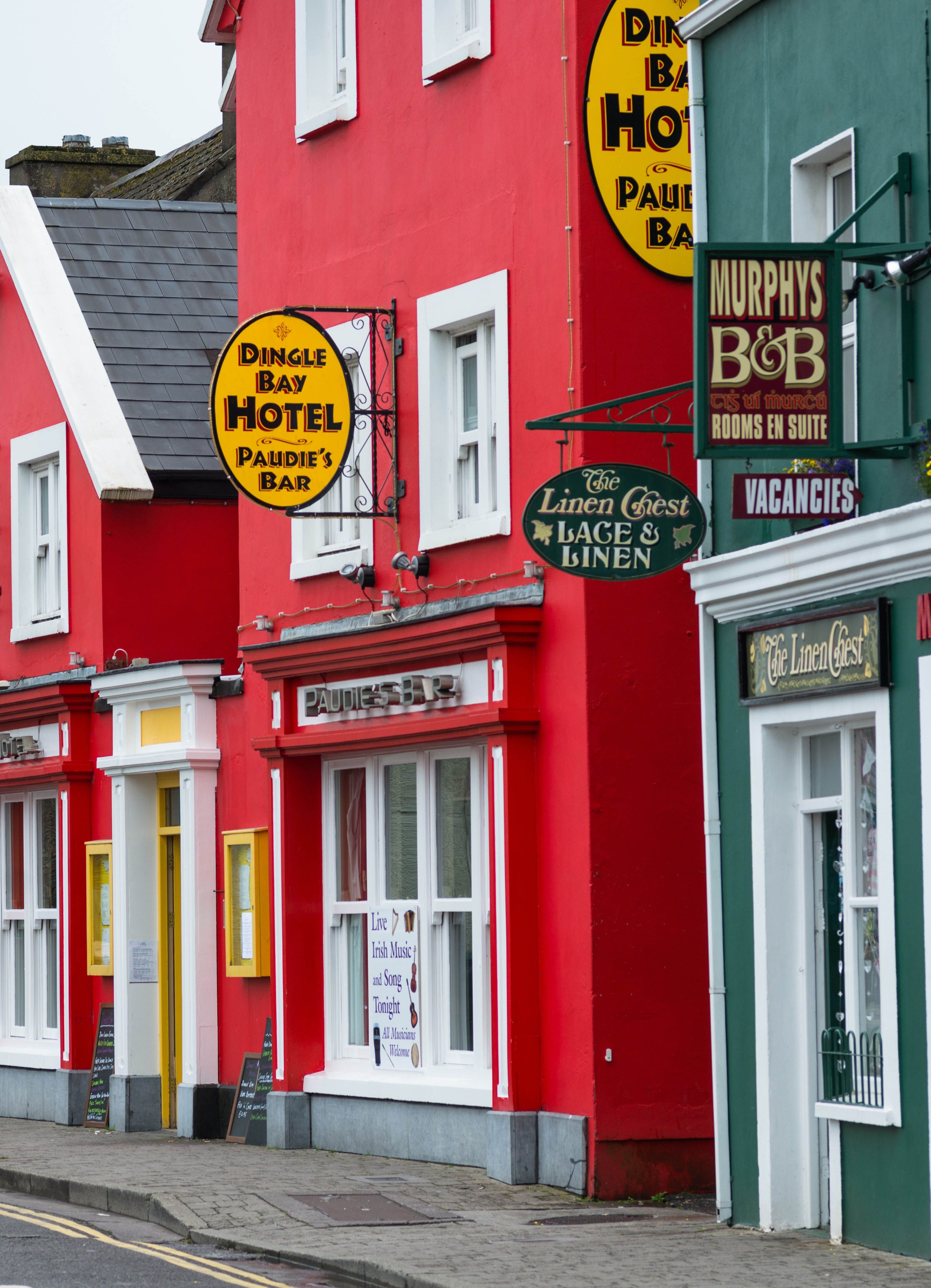 Dingle Ireland Best Places To Stay Eat And Drink