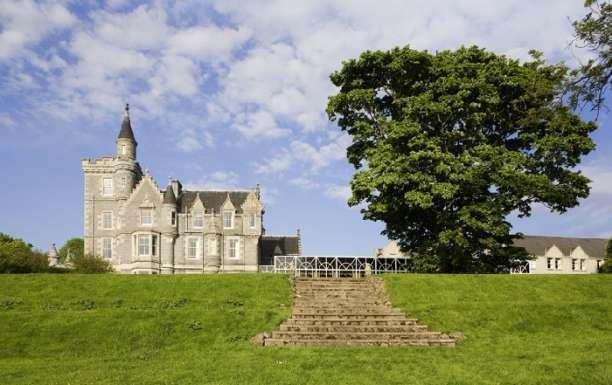 Mercure Ardoe House Hotel Spa Aberdeen Wedding Reception Venue In Blairs Aberdeenshire