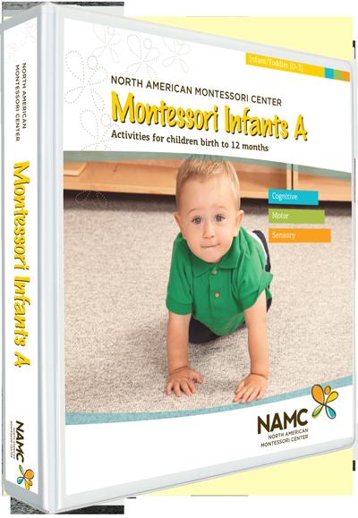 namc montessori teacher training infant toddler 0 3 infants a manual rh pinterest com montessori infant/toddler (0–3) curriculum manuals pdf