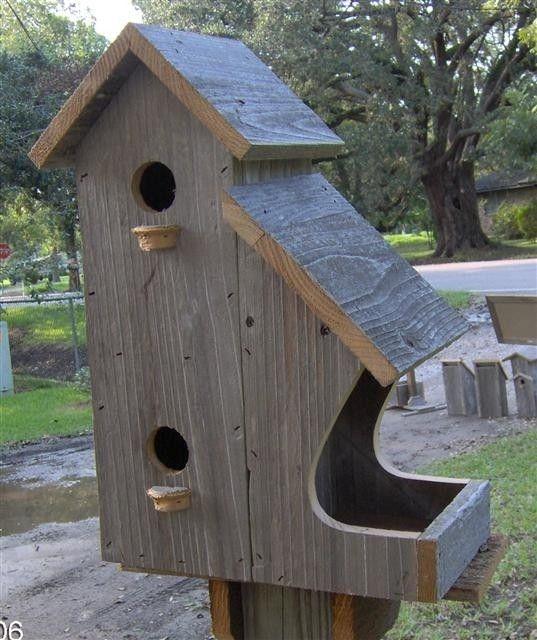 Large Outdoor Bird Houses.Grande Al Aire Libre Casas Del Pajaro Foter Casinhas