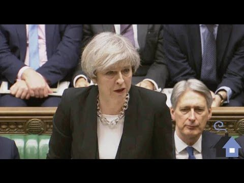 """May - """"Our values will prevail"""" - YouTube"""