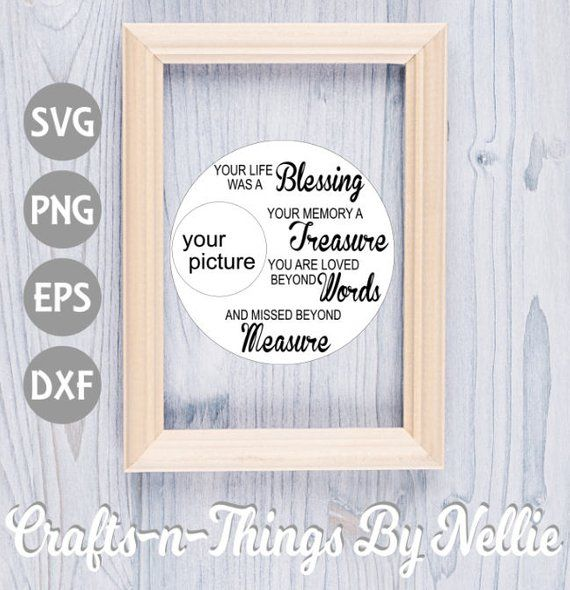 floating ornament template blessing svg products pinterest