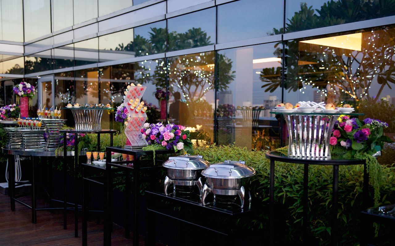 Looking for Catering Service in Bangkok. Novotel Ploenchit is a trusted international hotel brand committed to providing outstanding Catering in Bangkok.