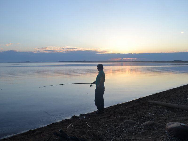Рыбалка на сямозере зимой фото