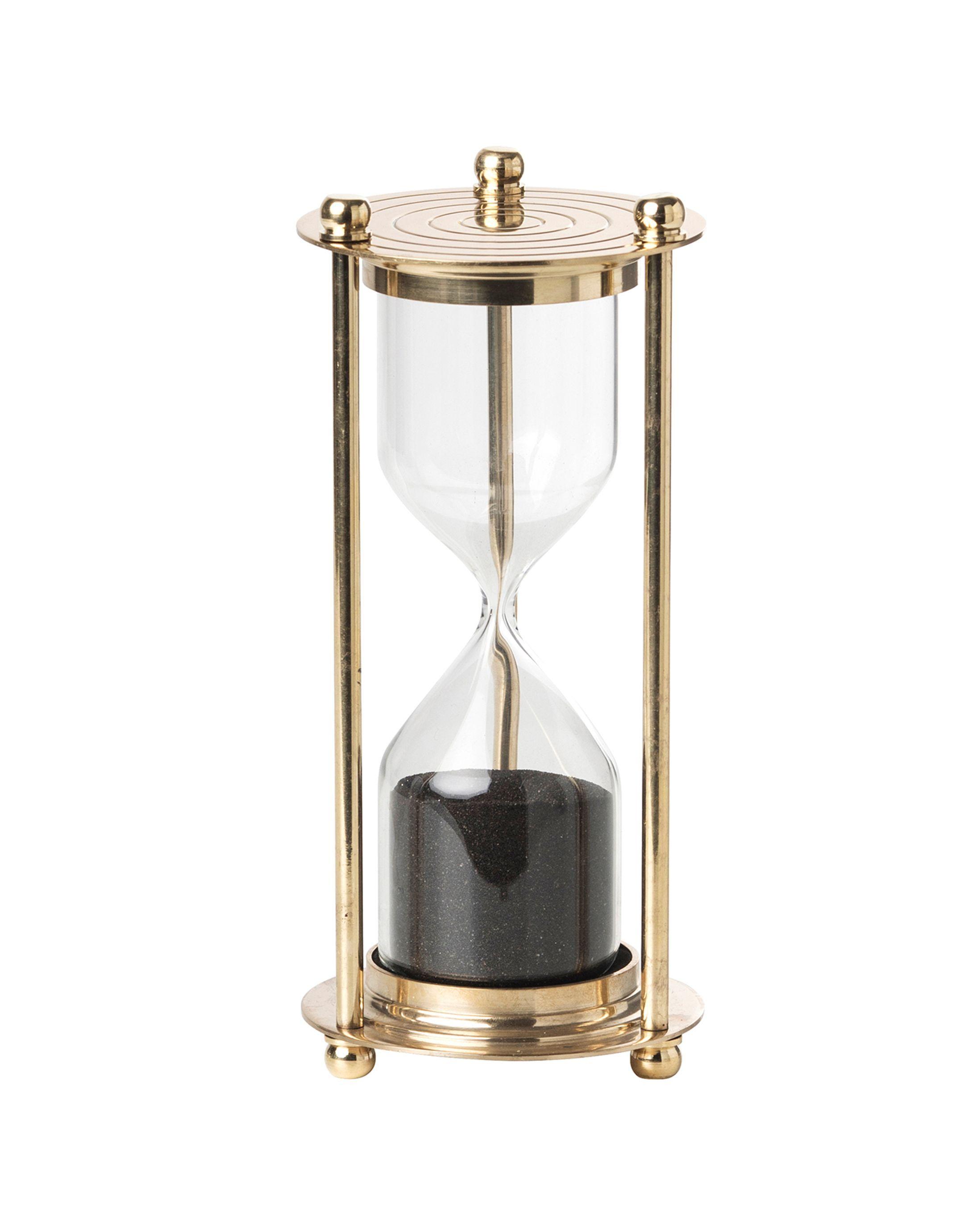 KATI möbel i rostfritt stål i guldsvart glas, sängbord i
