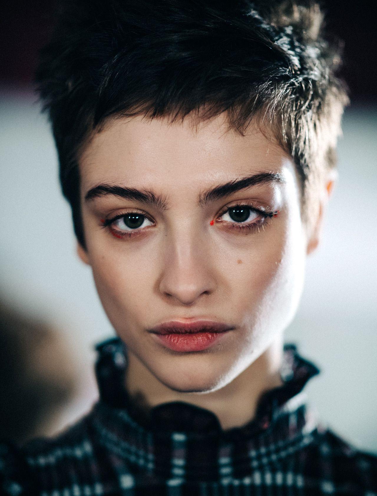 "introwersja ""lera abova "" Short hair styles pixie, Hair"