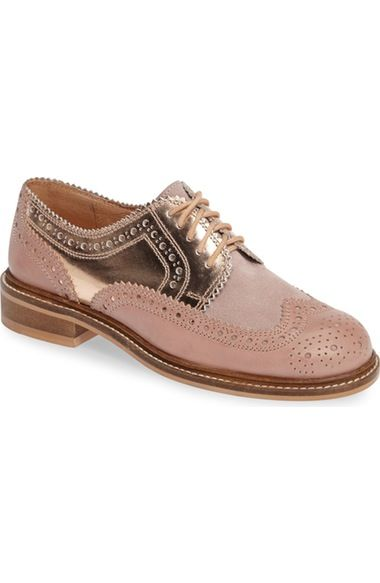 Seychelles Ambush Wingtip Oxford (Women) available at #Nordstrom
