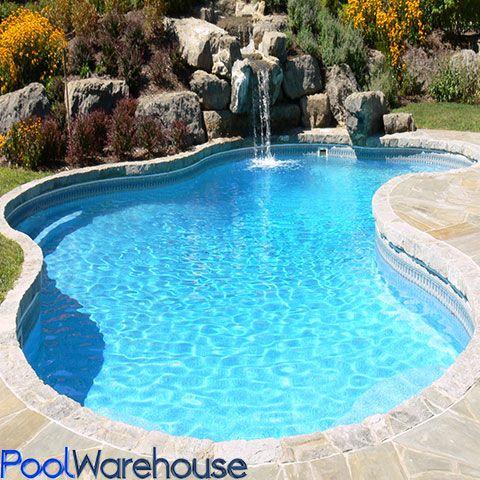 12 X 24 Mt Loch Inground Swimming Pool Kit Swimming Pools Inground Swimming Pool Kits Pool Kits