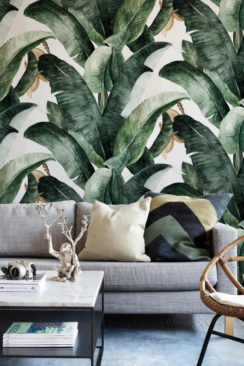 Interior Trends 2018 What S Going To Be Popular Tropical Home Decor Wall Decor Living Room Decor