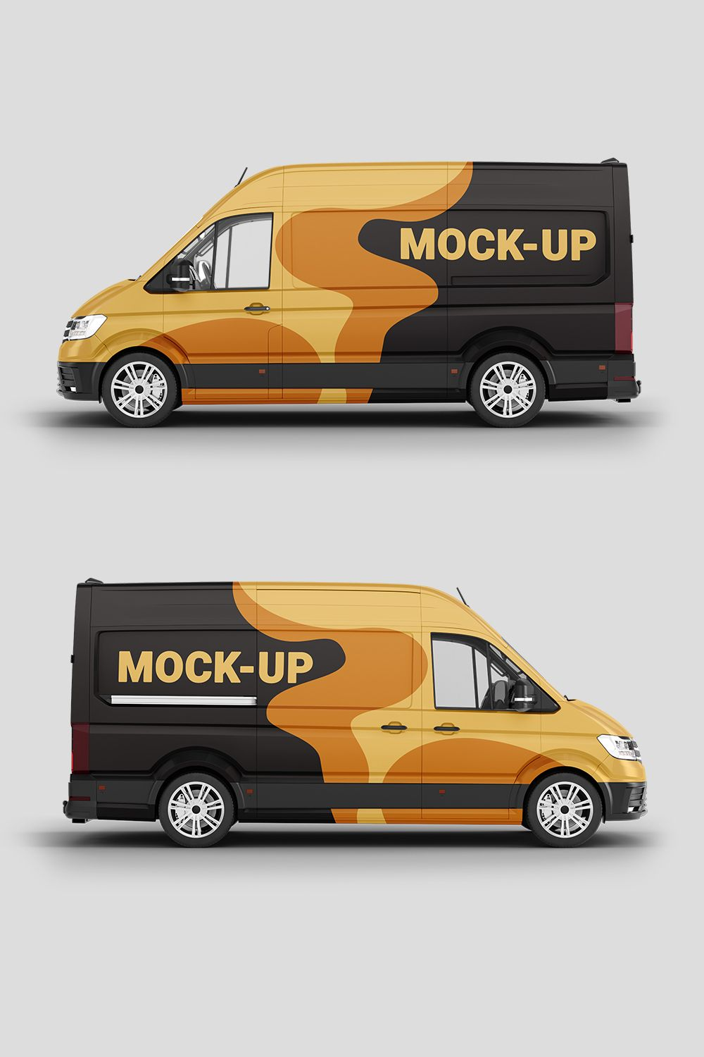 Mobile Car Painting : mobile, painting, Mockup, Vehicle, Signage,, Crafter,