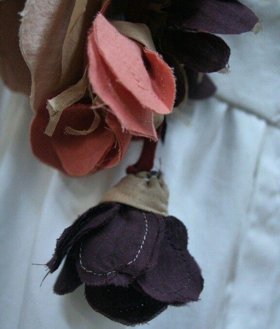 Organic Cotton Florals, Natural Dyes. Botanica Tinctoria