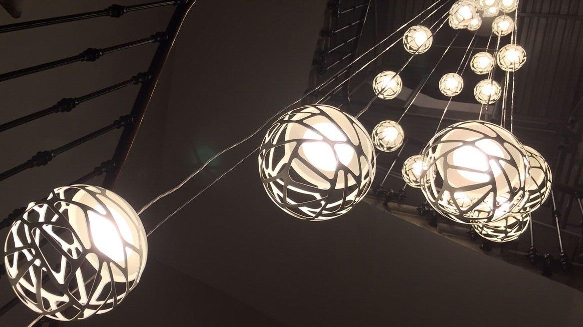 Diseño de Lámpara (Suiza) - Proyectos - Estudio Aureo