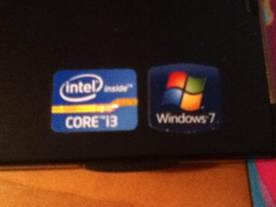 Intel & Windows 7