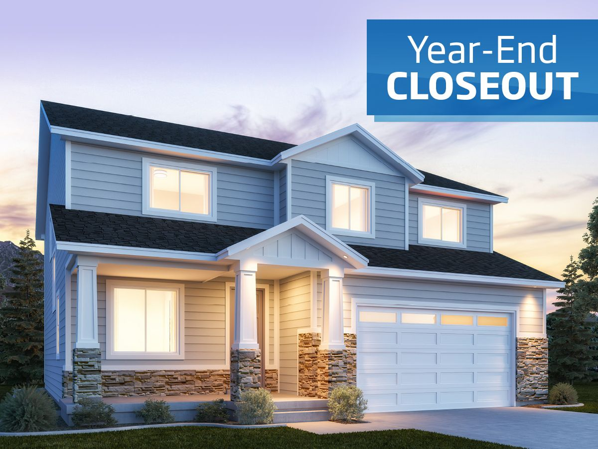 Today Is The Last Day For Our Amazing Year End Closeout Deals You Do Not Want To Miss Out On These Savings T New Homes For Sale New Homes Building A House