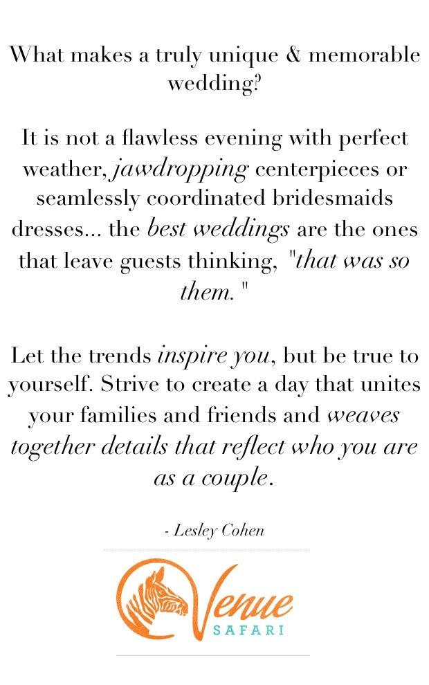 My Best Wedding Advice At Least So Far