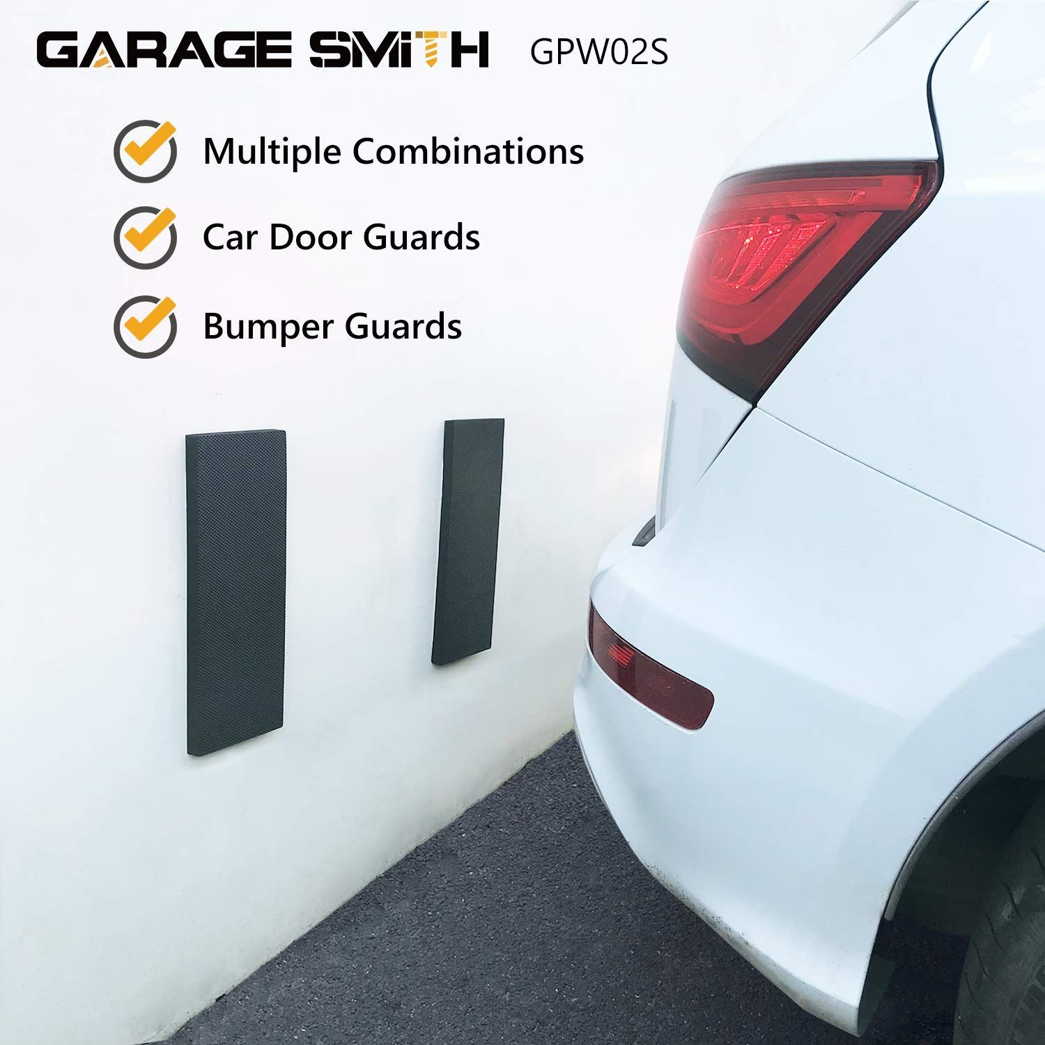 Ampulla Garage Smith Gwp02s Garage Wall Protector Car Door