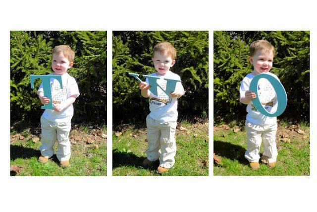 Parker's second birthday shoot.