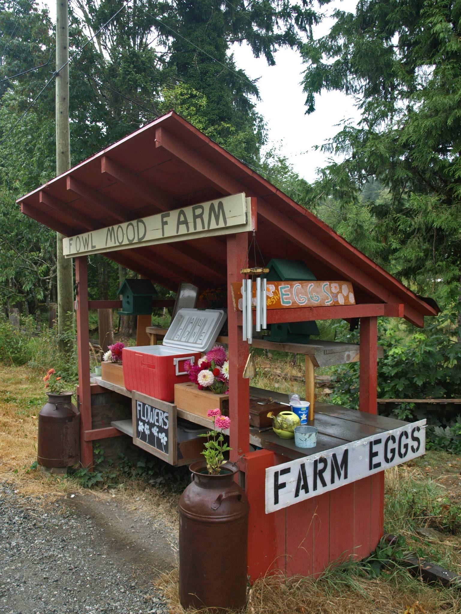 Farm Stand, Salt Spring Island, B.C. | Farm Stand | Farm ...