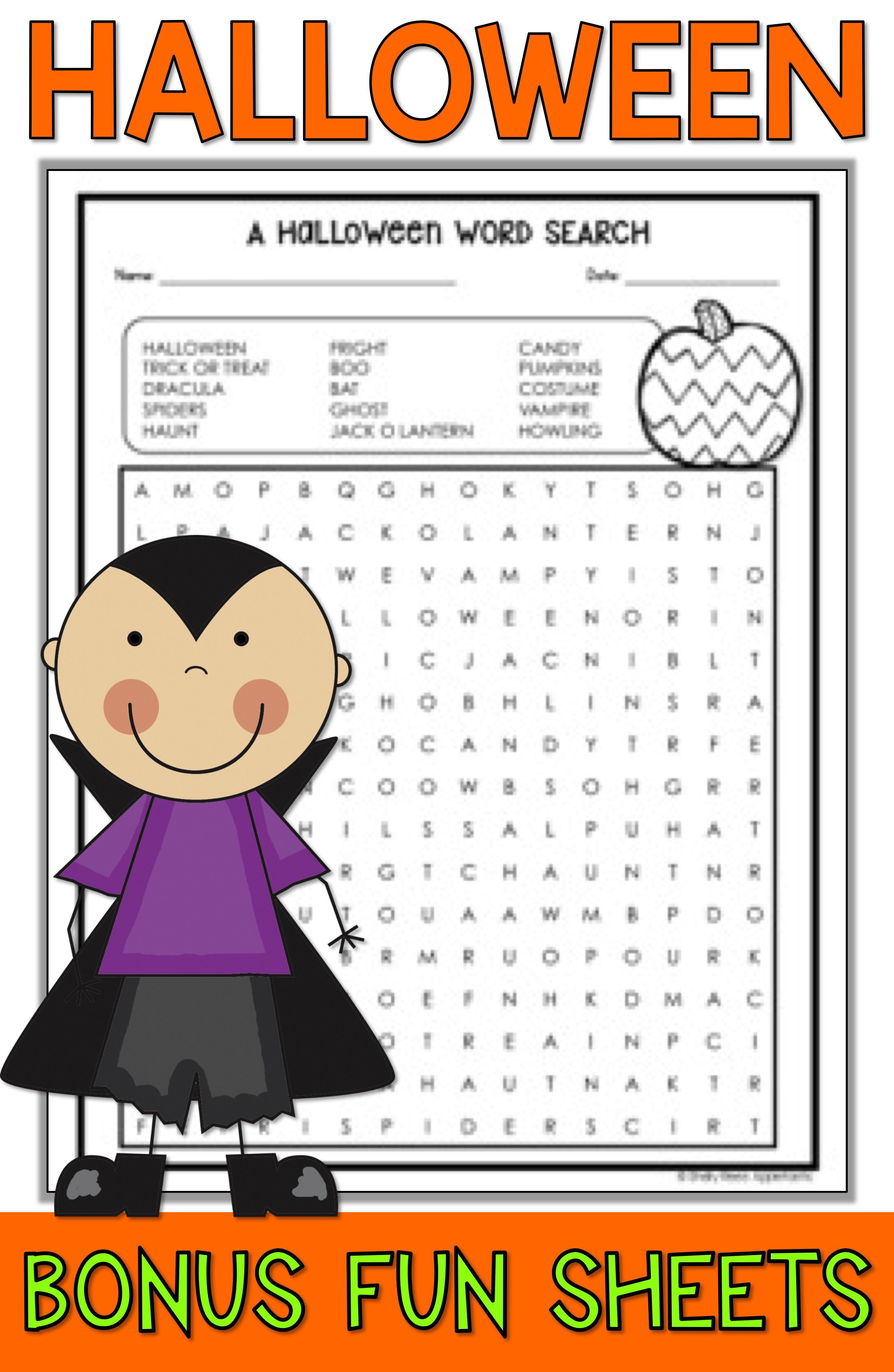 Https Www Teacherspayteachers Com Product Halloween Reading Packet Halloween Halloween Reading Comprehension Reading Comprehension Passages Halloween Reading [ 4599 x 2998 Pixel ]