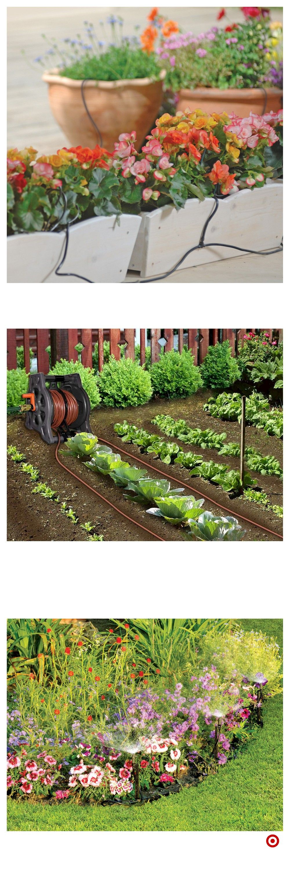 Shop Target for drip line irrigation kit you will love at