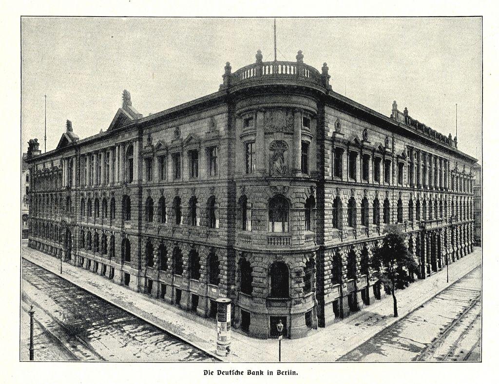 Berlin, Headquarter / Zentrale 1906 Berlin geschichte