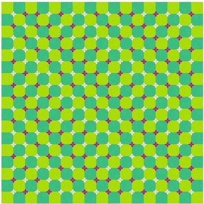 Optical Illusions Vivid Moving Pictures Amazing Optical