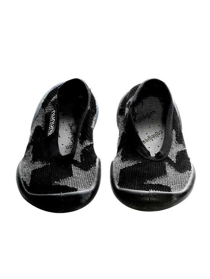 NUNUNU Collegien Star Ballerina Slippers | Catalog | Kids