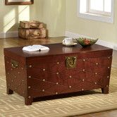Found it at Wayfair - Luthor Trunk Coffee Table