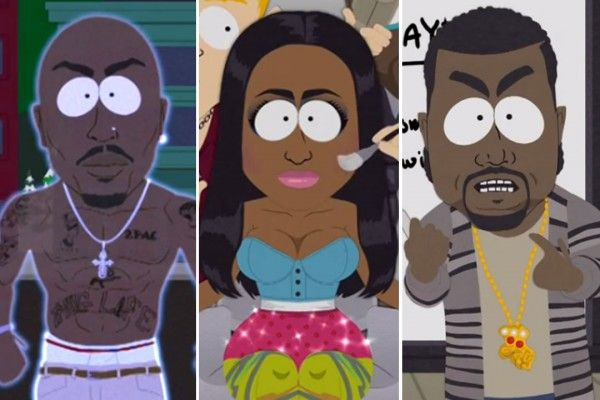From Kanye West To Nicki Minaj And More Here Are The Funniest Hip Hop Moments On South Park Https T Co Txvkfqbloq Xxl Magazine South Park Hip Hop Artists