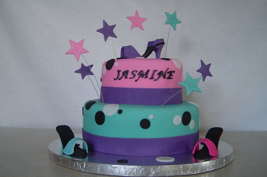 Birthday Cakes For 14 Year Old Girls Birthday Cake Ideas For