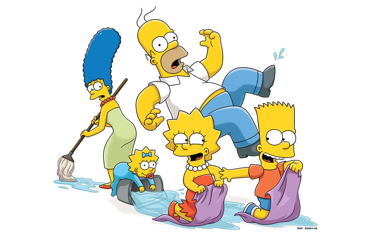 What The Simpsons Can Teach Us About Siblings Maggie Simpson Bart Simpson Homer Simpson