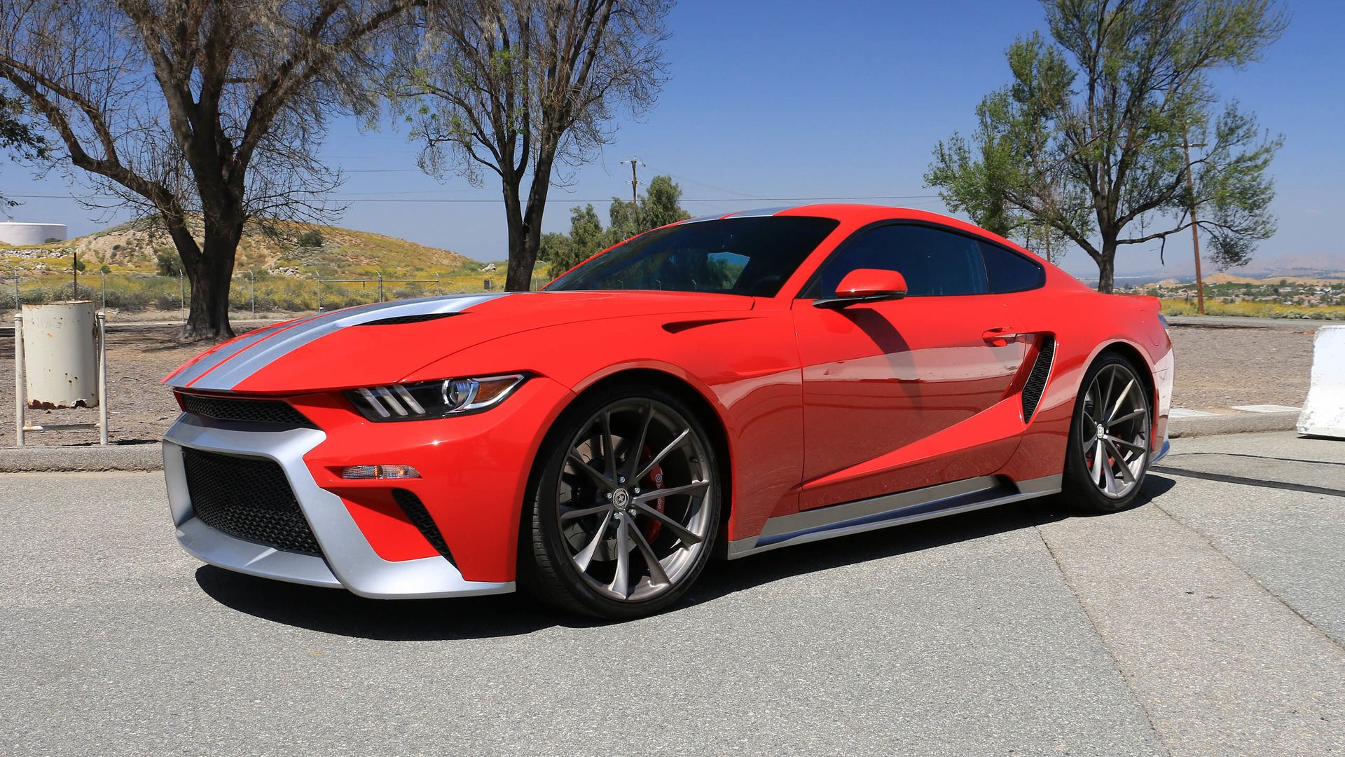 Ford mustang gt modified by zero to 60 designs first drive cars