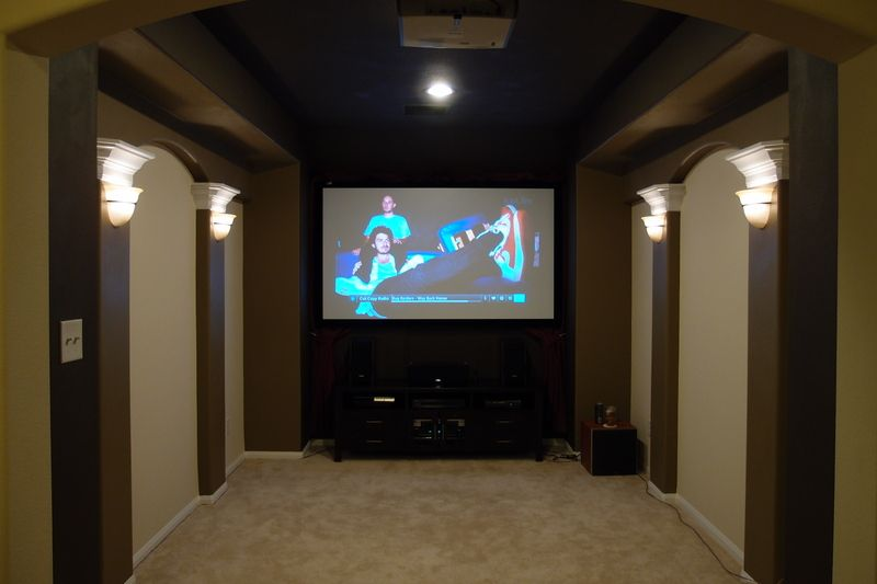 Need Help With Acoustic Panel Placement In A Finished Theater Room Avs Forum Home Theater Discussions And Acoustic Panels Wall Panels Acoustic Wall Panels