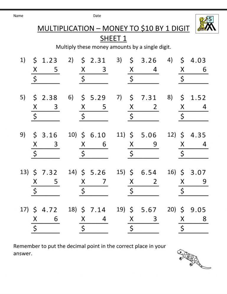 5th Grade Math Worksheets Printable K5 Worksheets Math Worksheets 5th Grade Math Math Sheets