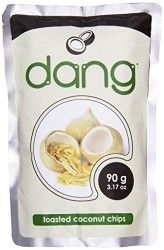 Dang Toasted Coconut Chips, 3.17 Ounce
