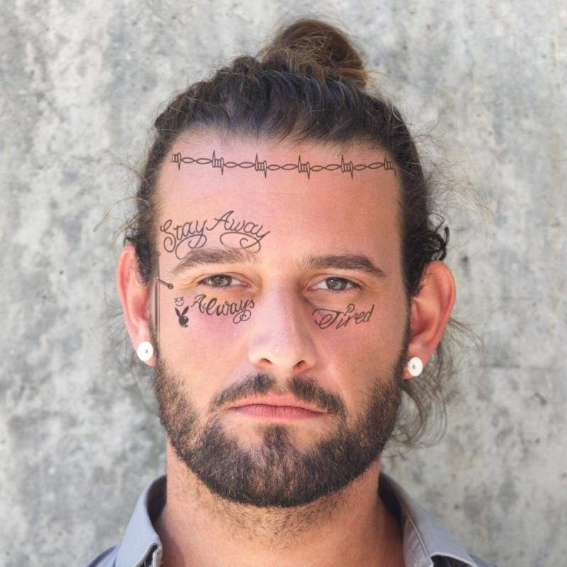 Post Malone Pack In 2020 Face Tats Tattoo Removal Cost Post Malone