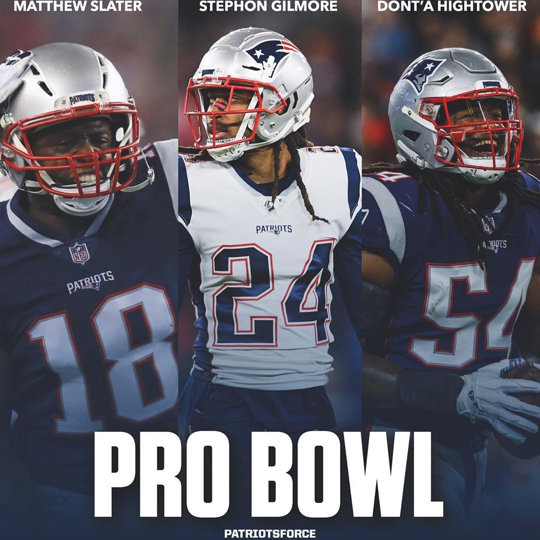 Congratulations To Bumpnrungilmore Boomtower And Matthew Slater On Being Selected To The 2020 Pro B In 2020 Matthew Slater New England Patriots Football Helmets